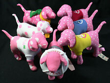 Victoria Secret PINK Dogs (Assorted) Lot of Seven - NEW