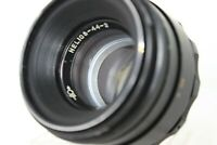 Helios 44-2 Manual Portrait Lens 2/58 screw mount M42
