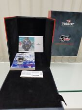 TISSOT MOTO GP LUXURY OUTER WATCH BOX AND BOOKS Limited Edition