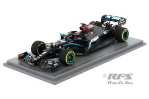 Mercedes AMG F1 W11 George Russell Formel 1 Sachir Bahrain 2020 1:43 Spark 6487