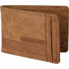 Billabong Men's Vacant Wallet Accessory, -tan, One