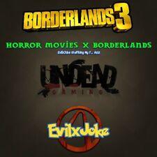 Ps4/XBOX/PC Boderlands 3 Horror modifizierte Waffe Waffen evilxjoke s2 bl3 Level 72