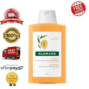 Klorane Nourishing Shampoo with Essential Ingredients Mango Butter 200ml