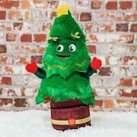 Santa Express Christmas Dancing & Singing Decoration Musical Animated Tree
