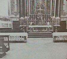 Guido Reni Tomb,Church of San Domenico, Bolgna, Italy, Magic Lantern Glass Slide