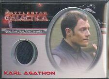 Battlestar Galactica Season 3 Costume CC33 Agathon BLUE