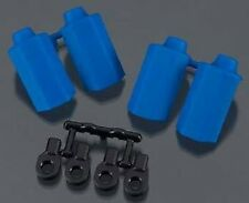 RPM Shock Shaft Guard TRAXXAS 1/10 Blue   RPM80405