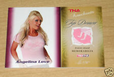 Tristar TNA Knockouts Memorabilia Angelina Love 122/175