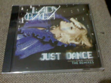 Lady Gaga - Just Dance -  The Remixes - 4 Tracks - US