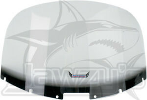 Replacement Windshield Slipstreamer Clear - Euro Version S-142-13