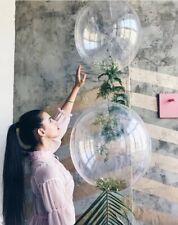 "Qualatex Deco Bubble Balloon , 24"", Clear transparent"