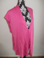 Samoon by Gerry Weber Strickweste/Überwurf, Gr. 50, pink, in top Zustand!