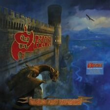 Saxon-Eagles and Dragons LP-BOX ☆☆☆ NUOVO/NEW ☆☆☆