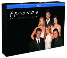 Friends: Complete TV Series Seasons 1-10 Boxed BluRay Set NEW [Region Free]