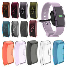 For Fitbit Inspire & HR Wrap Protector Full Coverage Watch TPU Case Soft Cover