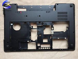 New For Lenovo Ideapad Y580 Y585 Y580N Laptop Bottom Case Cover QIWY4 Black