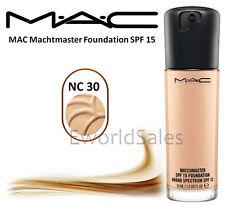 MAC MATCHMASTER FOUNDATION SPF15 35ML / 1.2 Fl Oz - NC 30 NEW IN BOX