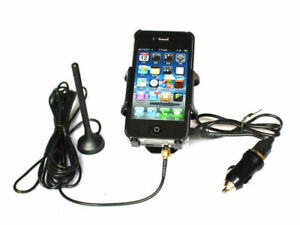 Cell phone CB-V car signal booster for Verizon mobile service