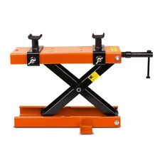 Motocicleta-elevador CSM hebebühne scherenheber para Chopper, Cruiser etc. lift Orange