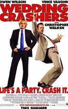 WEDDING CRASHERS - R4 Australia DVD (OWEN WILSON) Free Shipping