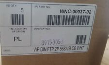 LOT OF 5 PCS MOLEX WNC-00037-02
