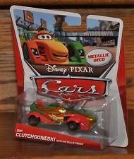 2013 Disney Pixar Cars Metallic Deco finish Rip Clutchgoneski Kmart Y9160 NEW