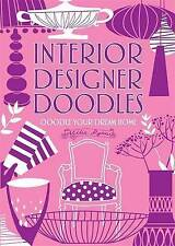 Interior Designer Doodles, Ryan, Nellie, New Book
