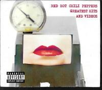 CD 16 TITRES + DVD 16 TITRES DIGIPACK--RED HOT CHILI PEPPERS--GREATEST HITS