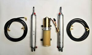 1958 1959 1960 Edsel Convertible Top Pump Hose Cylinder Kit USA, New, Exact Repl