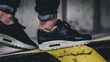"NikeLab Air Max 1 Pinnacle ""VELA NERA"" UK 6 EUR 40 NUOVO CON SCATOLA RARO!!! ULTIMO!!!"
