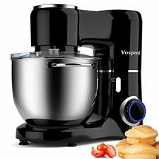 Stand Mixer 1500W 8L Cake Mixer Electric Kitchen Food Mixer with Accessories