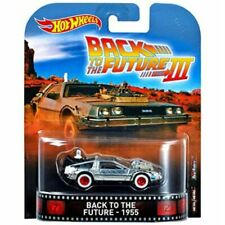 Hot Wheels Back to The Future 1955 Time Machine Part 3 2017