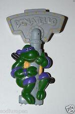 WOW Nice Plastic Vintage 1989 Donatello Ninja Turtles Burger King Figurine Rare
