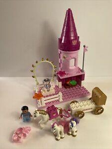 Lego Duplo 4828 Princess Royal Stables. Incomplete
