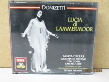 MARIA CALLAS- Donizetti- Lucia Di Lammermoor SERAFIN Di Stefano/Gobbi 2-CD 1954