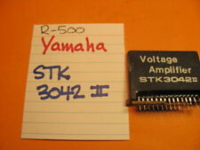 YAMAHA STK3042 II VOLTAGE AMPLIFIER R-500 STEREO RECEIVER