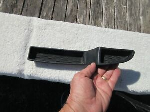 97-06 Jaguar XK8 XKR RIGHT (passenger) Door Panel Rubber Pocket Insert arm rest