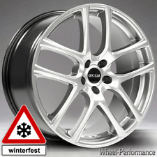 Ford 17 Zoll OX1 Race Felgen 7x17 5x108 ET45 highgloss silber - winterfest