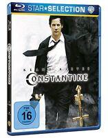 "Constantine [Blu-ray](NEU & OVP) nach dem Comic ""Hellblazer"" mit Keanu Reeves al"