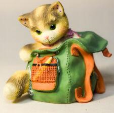 Calico Kittens: You Lighten My Load - 488623 - Kitten In Back Pack