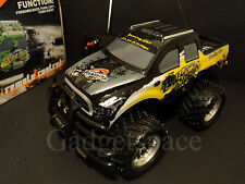 AMERICAN MONSTER TRUCK RADIO REMOTE CONTROL CAR QUICK RAPID SPEED (DAMGED BOX)