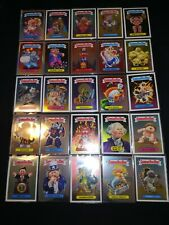 More details for garbage pail kids chrome series 1 /2 /3 lot (25 cards)