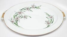 Narumi China - White Lily - Large Oval Platter - #453 - Made in Japan