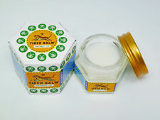 1x19.4g Tiger Balm White Ointment Relief Muscle Pain Massage Herbal Natural