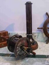 Brass Ship Telegraph Antique Chadburns Liverpool London Vintage