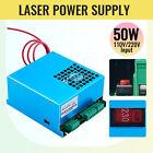 Laser Power Supply 40W/50W/60W/80W/100W for CO2 Laser Engraver Cutter Laser Tube