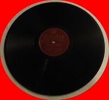 78T LP 78rpm ANDRE CLAVEAU DEUX PETITS CHAUSSONS & MOULIN ROUGE