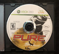 Pure — Disc Only! Fast Free Shipping! (Microsoft Xbox 360, 2008) Disney