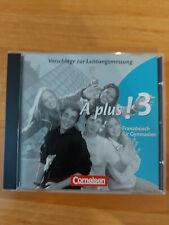 CD - A plus! 3 Cycle long - Vorschläge zur Leistungsmessung - CD