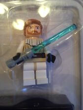 Lego Star Wars Minifig Obi-Wan Kenobi Clone Wars 7676 7753 7931 9525 Minifigure